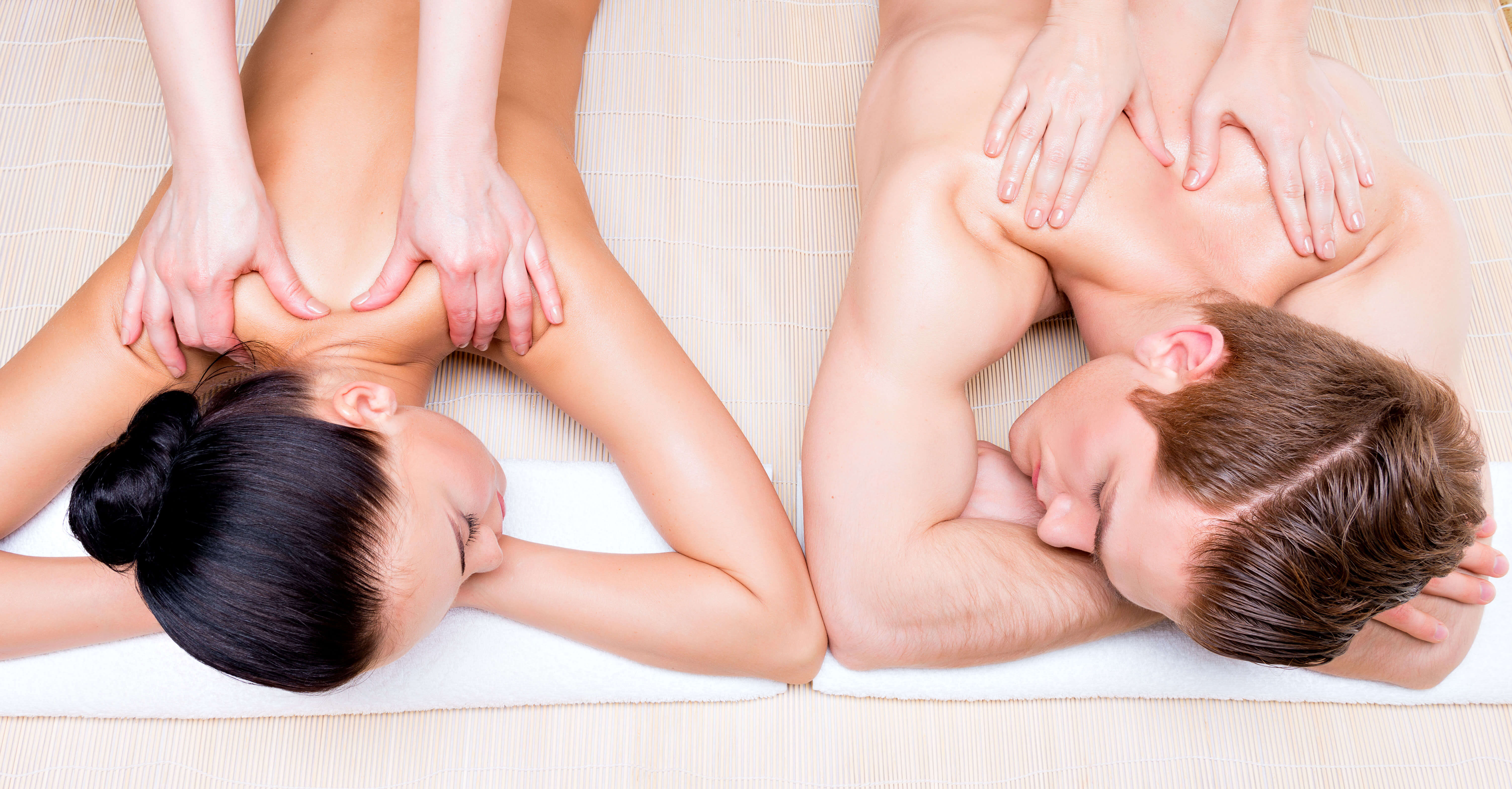 Couple Massage - Bodyline Yarraville